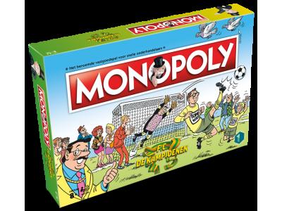 FC DE Kampioenen Monopoly leverbaar vanaf maart