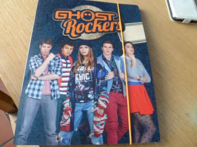 Ghost Rockers elastische map