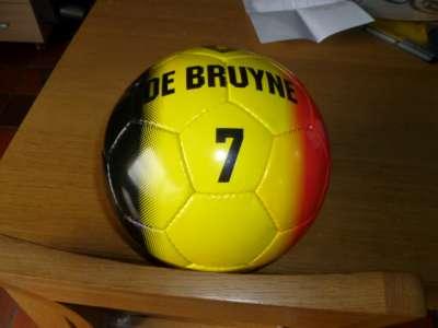 Belgie bal met De Bruyne 7