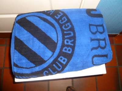 Badhanddoek Cb110542 Club Brugge