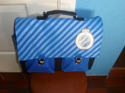 Boekentas 37X31 cm Fcb14-066 Club Brugge