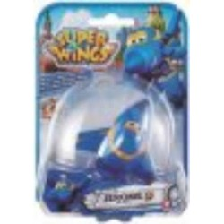 Super Wings jerome blauw